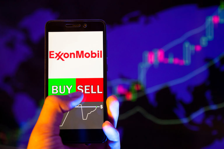 Make 35% by July 4 With Exxon Mobil