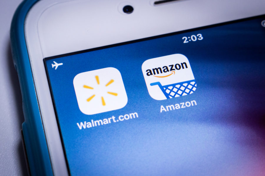 Clash of the E-Commerce Giants