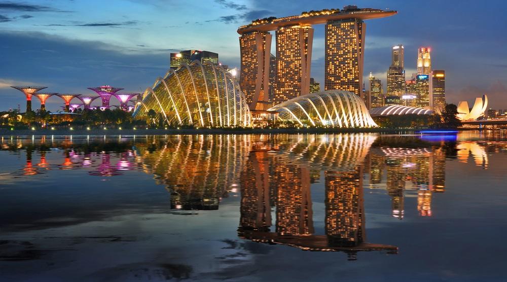 Republic of Singapore New Offshore Investing