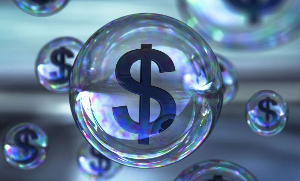 The Biggest Bubble Ever Is Just Getting Started: History Repeating Itself