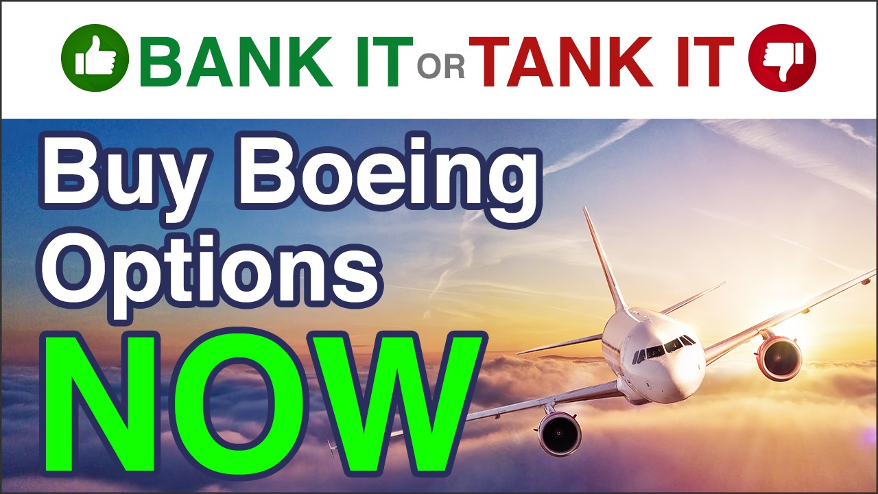 Bet Against Boeing Stock Now With Options