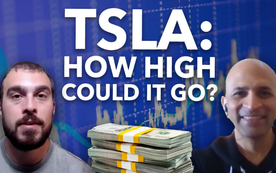 TSLA Stock: How High Could It Go?