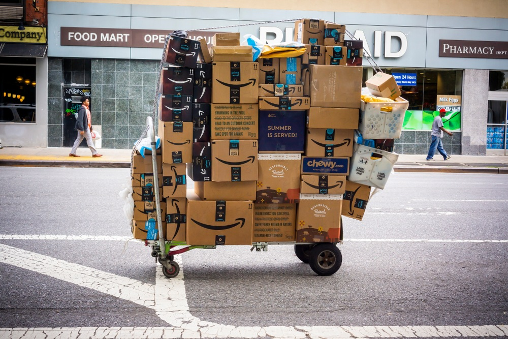 Profit From Amazon's Pandemic Economy (Without Investing in Amazon)