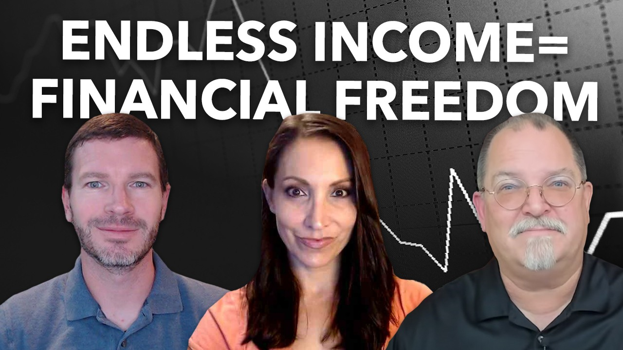The Surest Path to Financial Freedom — Endless Income