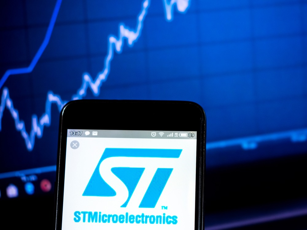 What STM Stock Is Telling Us About the Economy Now