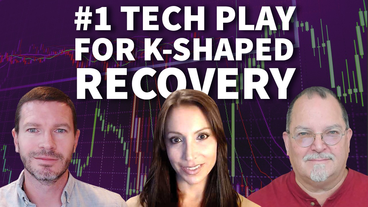 No. 1 Tech Play for K-Shaped Recovery