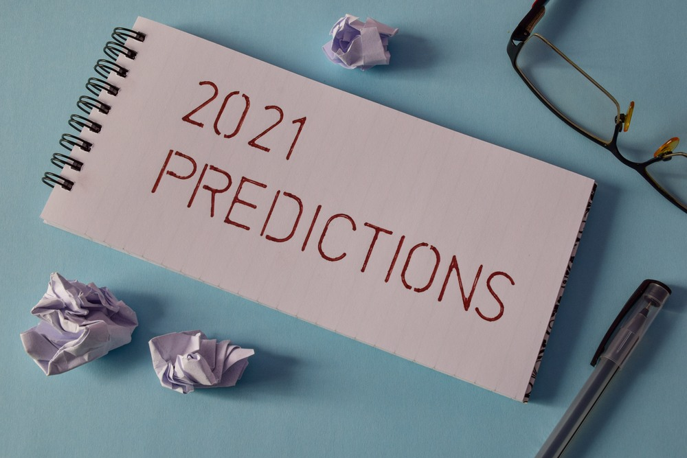 4 Big Stock Predictions for 2021