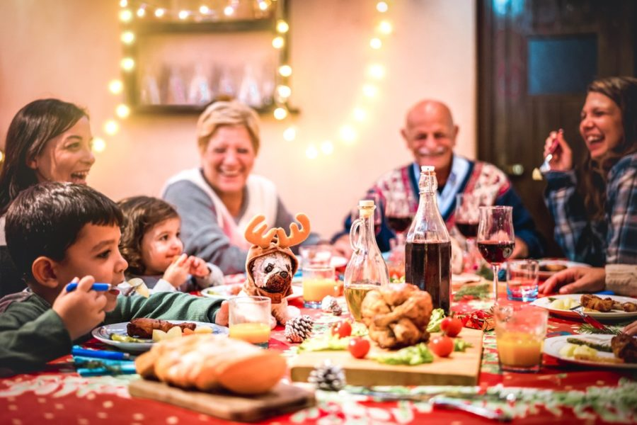 Celebrate Thanksgiving With the American Dream