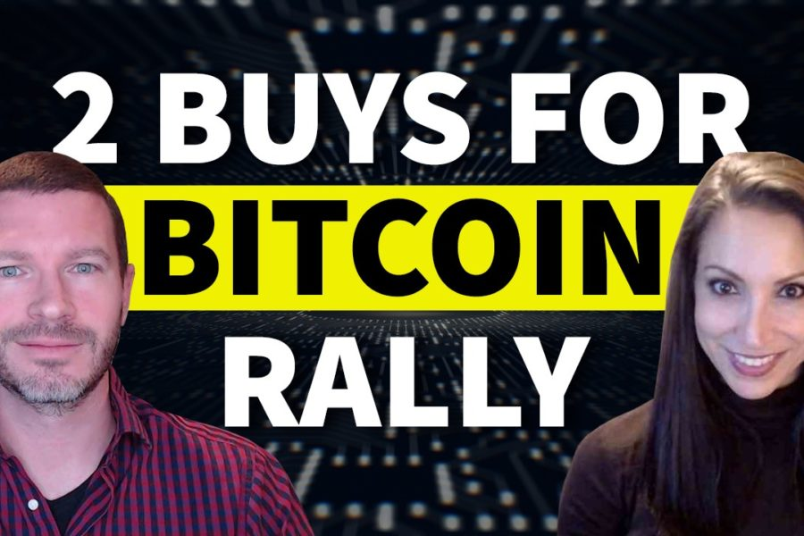 2 Stock Buys to Follow Bitcoin's Epic Rally and Ride the Profits