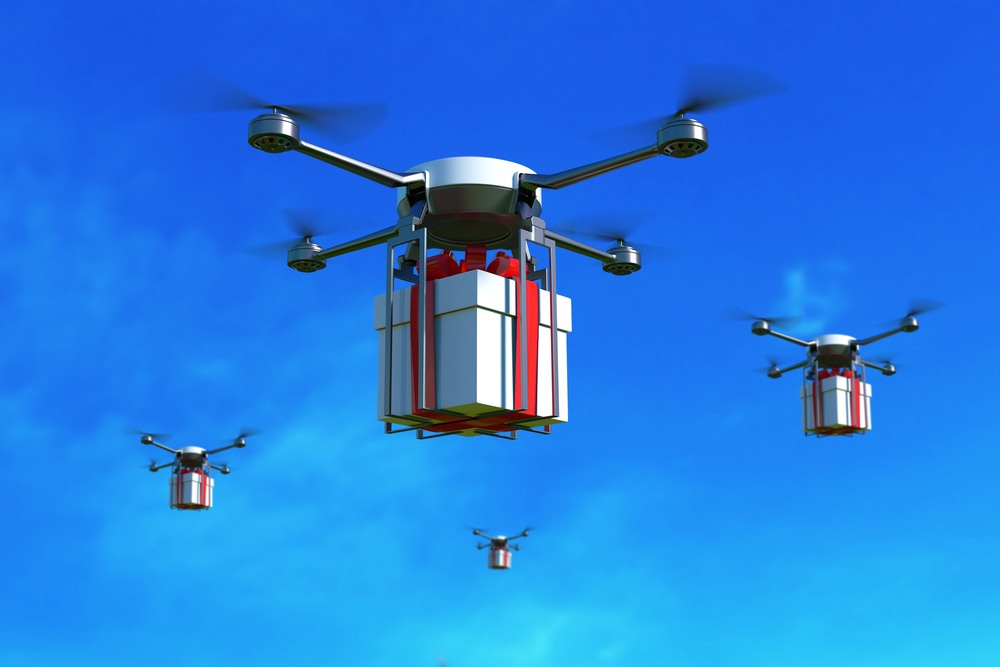 Drone Tech: Must-Own Stocks Before Christmas