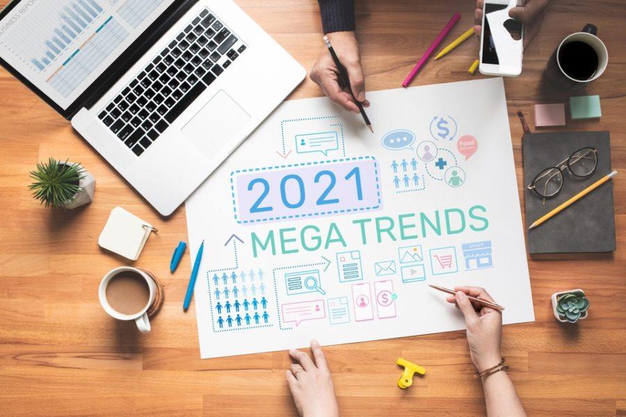 7 Mega Trend Trades for 2021