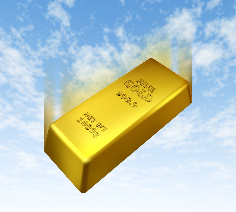 The Price of Gold Just Bottomed