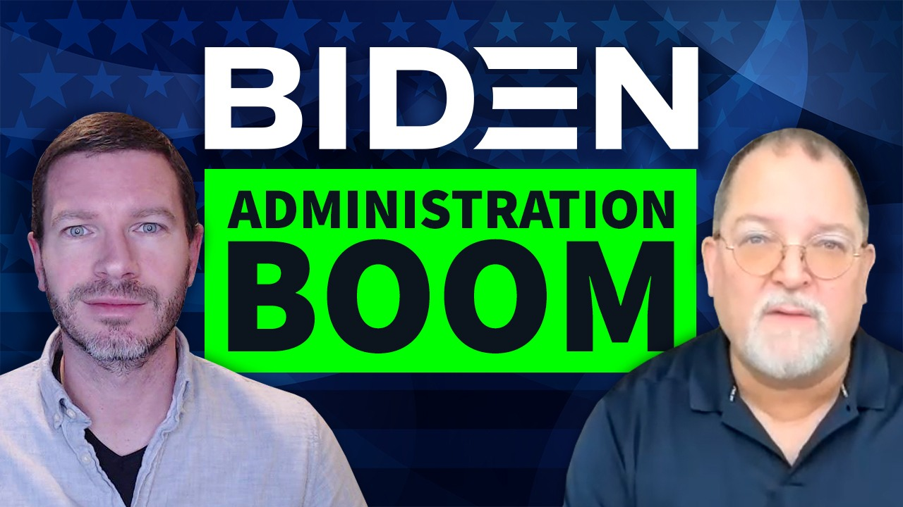 3 Stock Sectors Will Boom Under Biden Administration