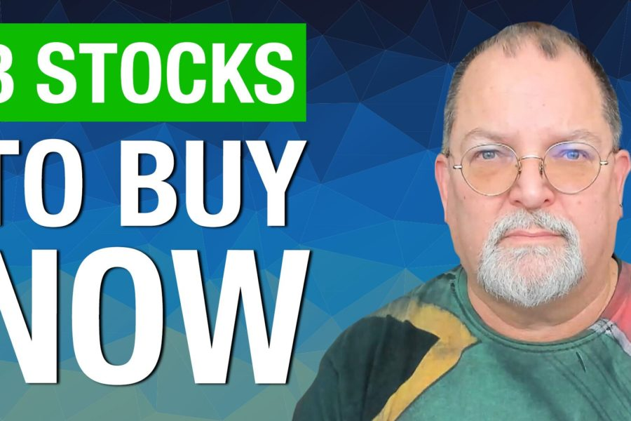 Ted's Picks: 3 Stocks to Buy Now