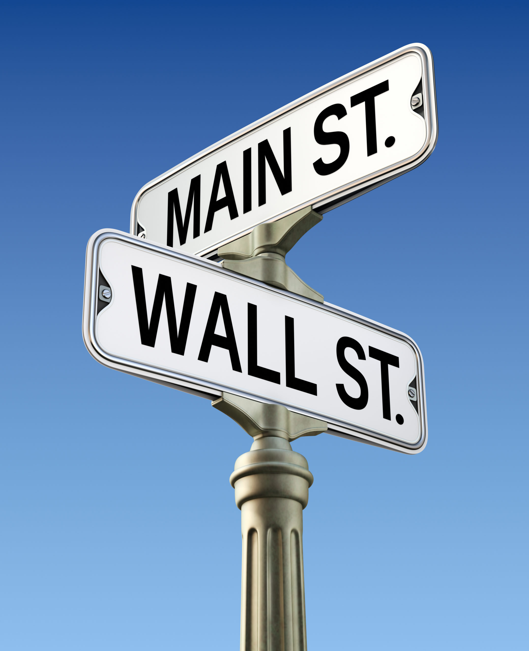 You Have 2 Huge Advantages Over Wall Street — Start Using Them!