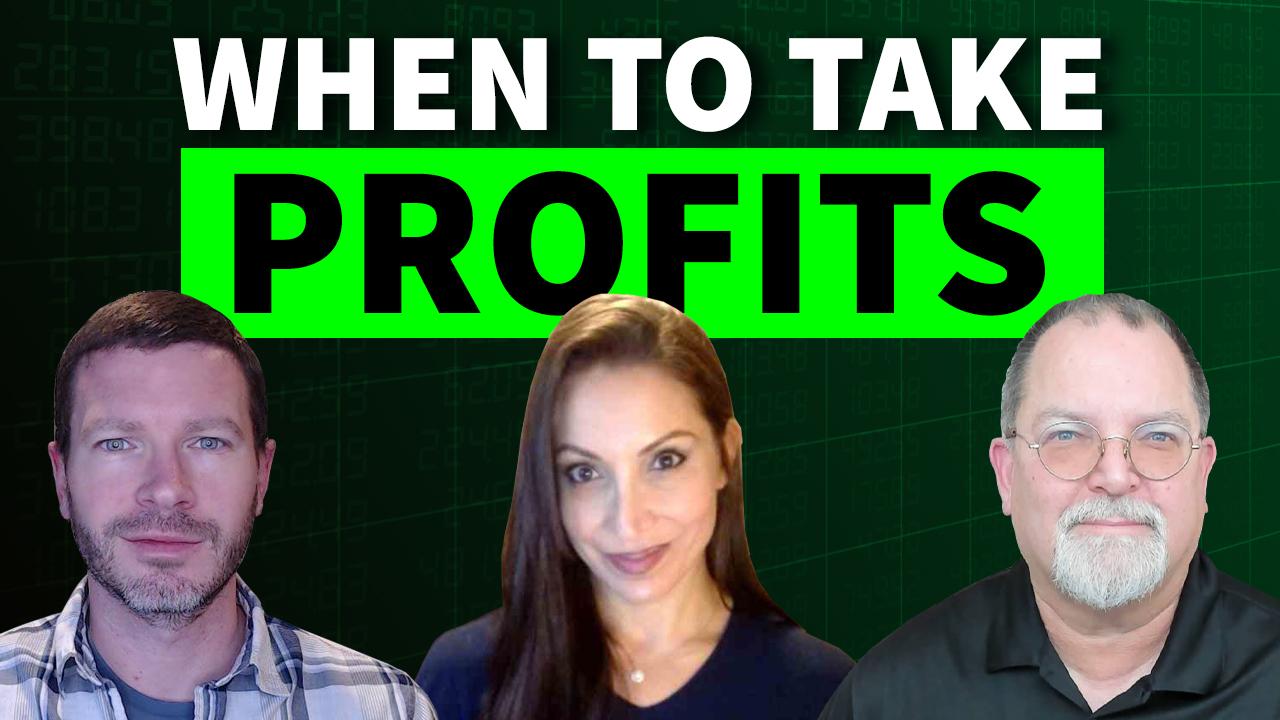 When to Take Profits on Bauman Daily Stocks and ETFs