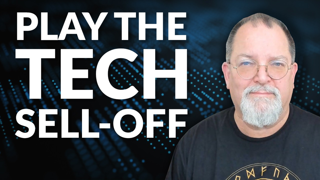 How to Play the Tech Stock Sell-Off: Market Shift Opportunities