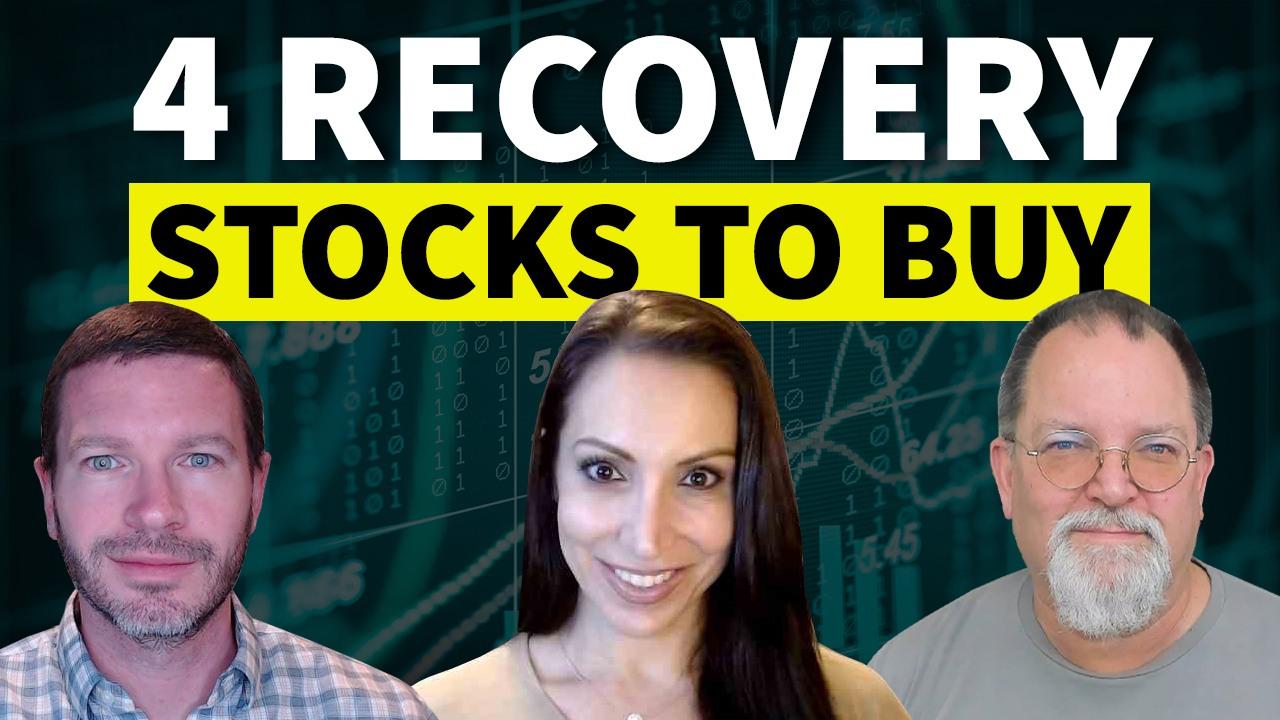 4 Stocks to Profit from Tech AND the Economic Recovery