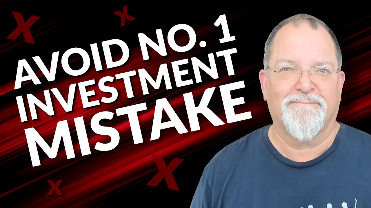 3 Ways to Avoid the No. 1 Investment Mistake in the Stock Market