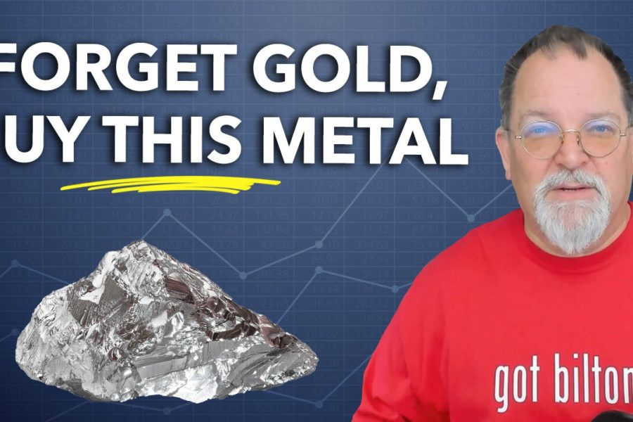 Profit as the Platinum…the Rarest Metal on Earth Soars