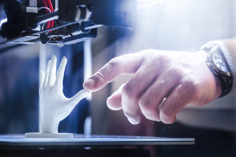 1 Sector Set to Surge with 3D Printing: Invest Today